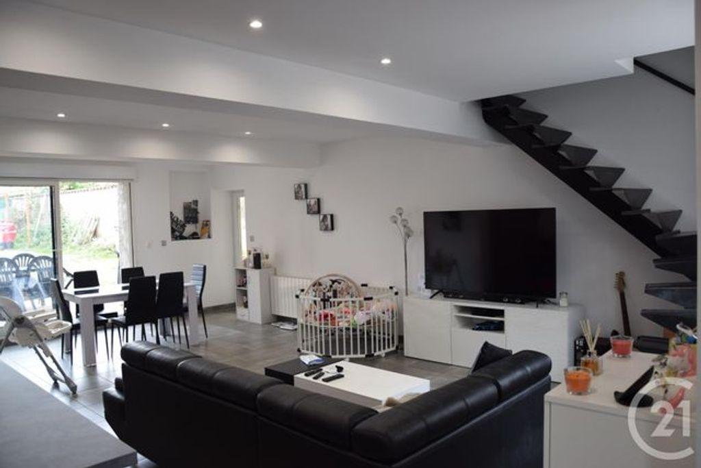 Achat maison 3chambres 120m² - Montceaux