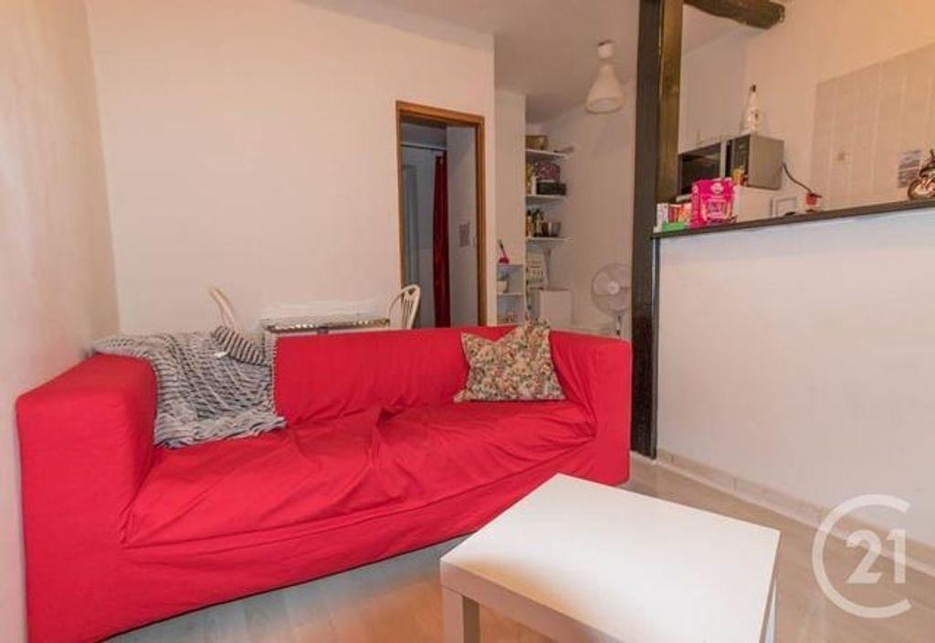 Achat appartement 2pièces 29m² - Dijon