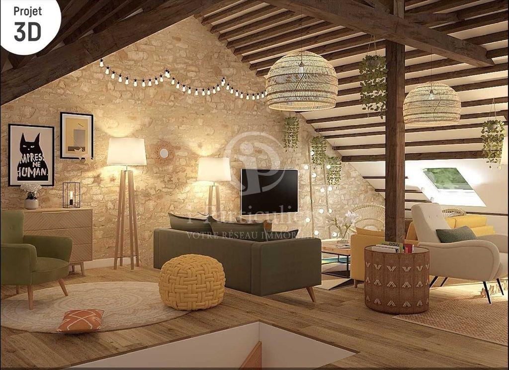 Achat maison 3chambres 123m² - Confort