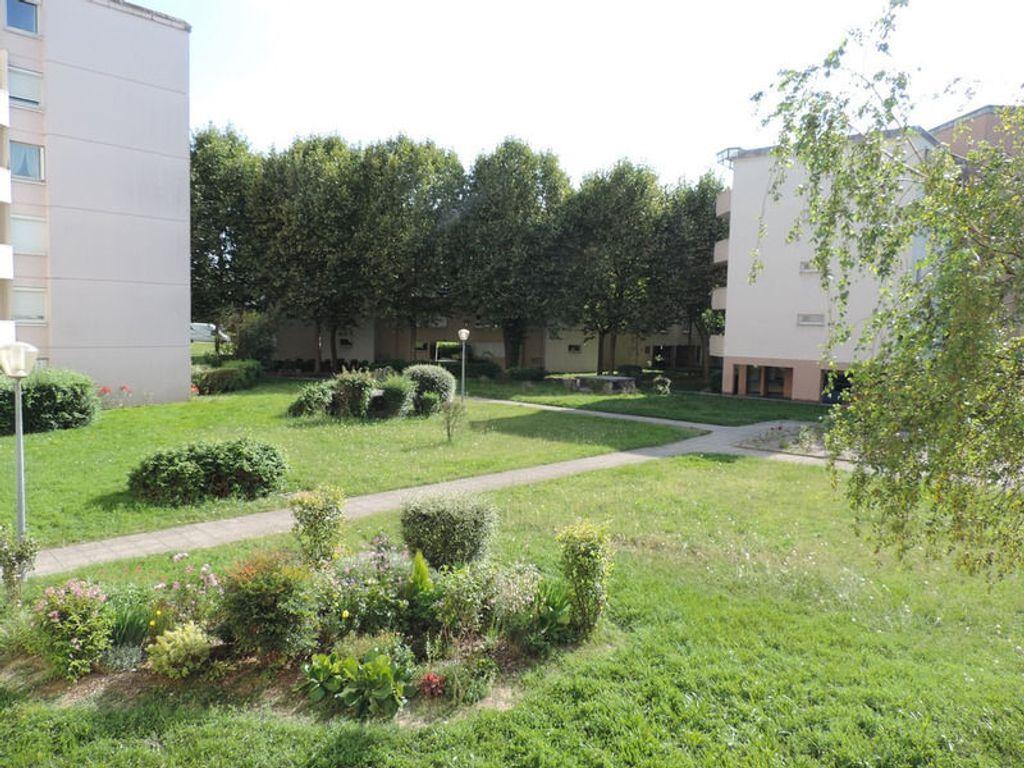 Achat appartement 3pièces 74m² - Bourg-en-Bresse