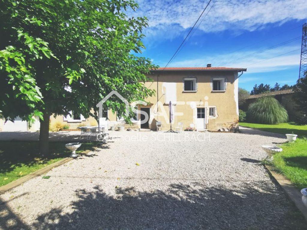 Achat maison 3chambres 105m² - Toussieux