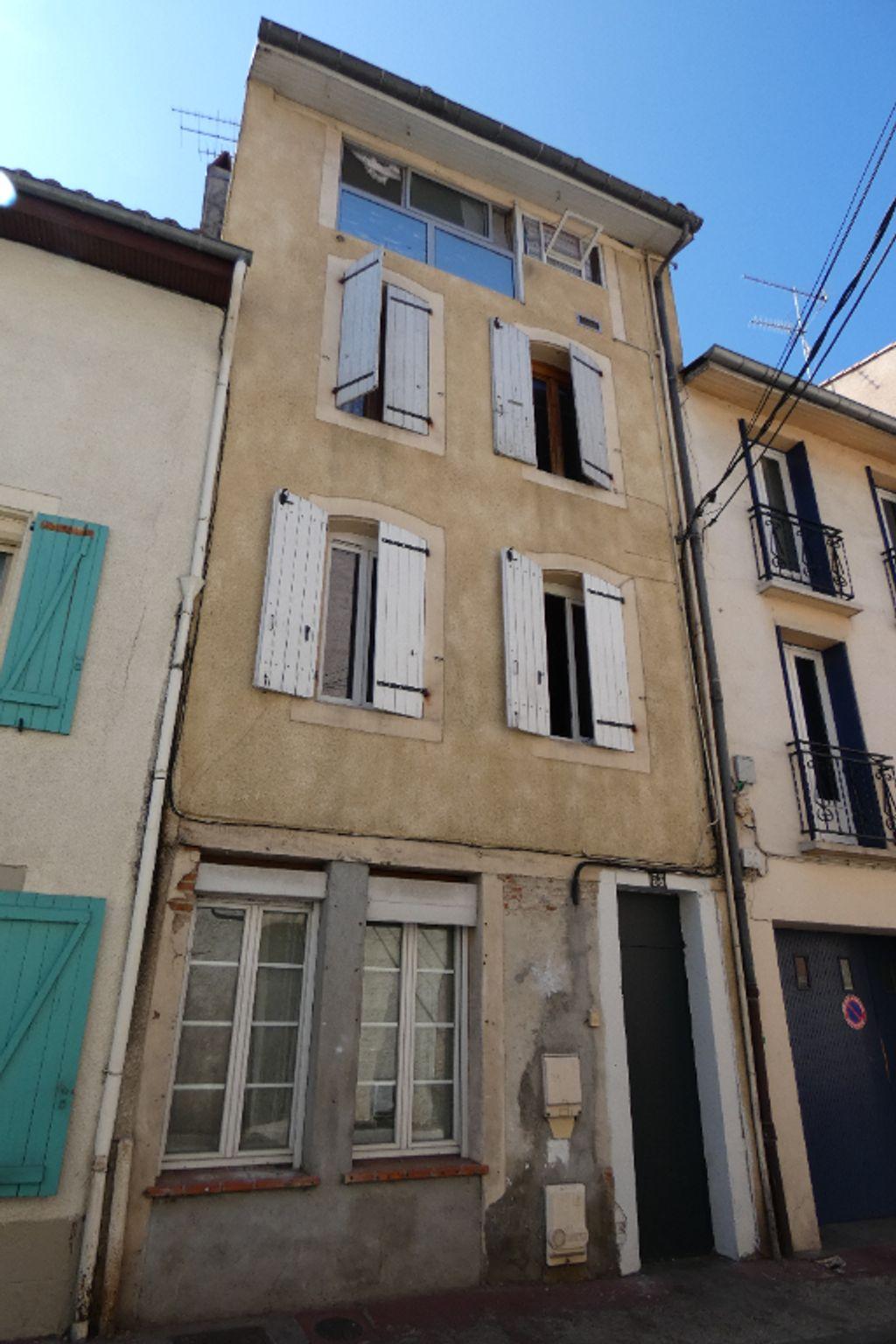Achat appartement 2pièces 45m² - Pamiers