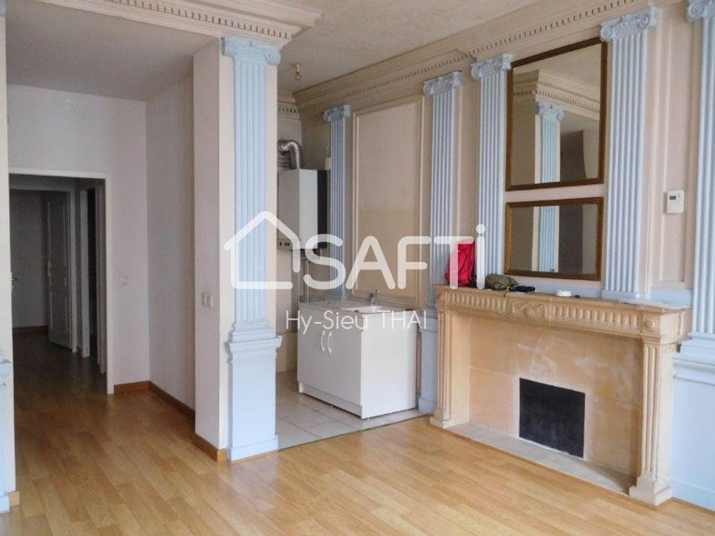 Achat appartement 2pièces 50m² - Nantua