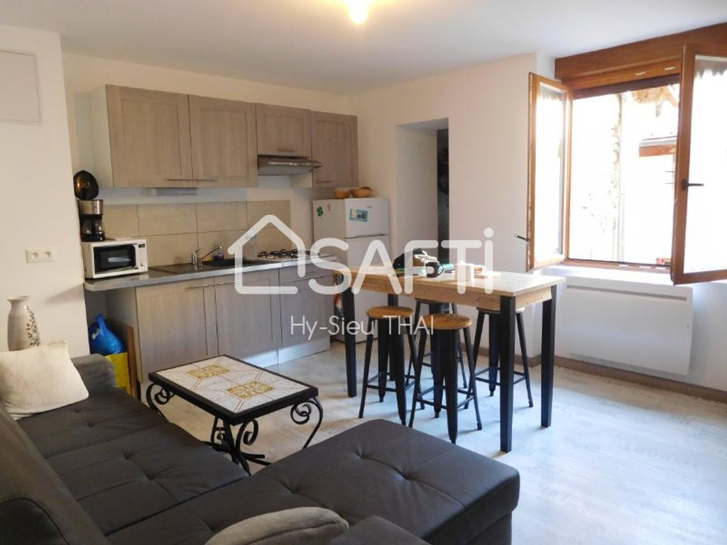 Achat appartement 2pièces 41m² - Nantua