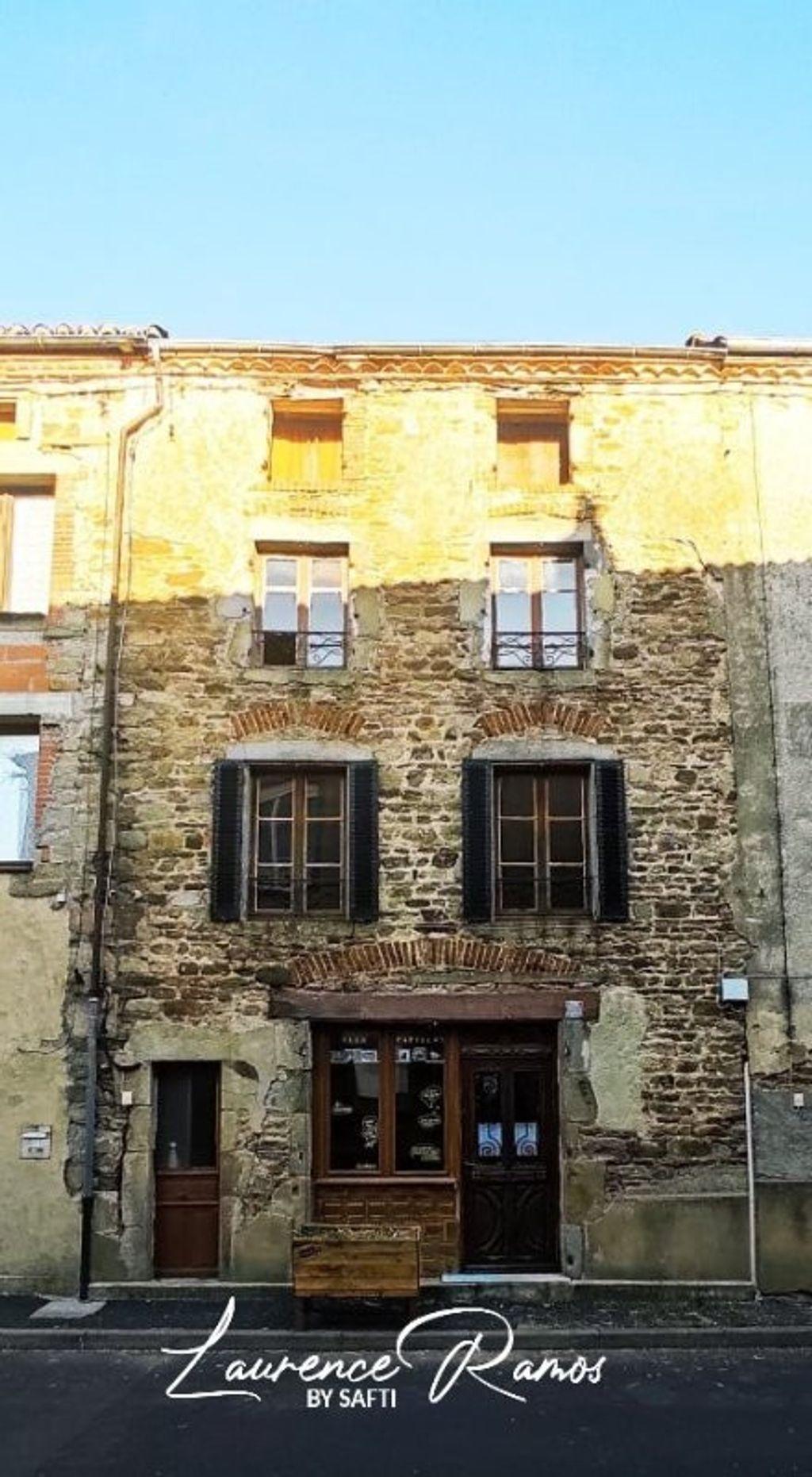 Achat maison 3chambres 90m² - Champagnac-le-Vieux