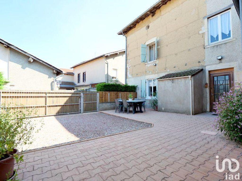 Achat maison 4chambres 160m² - Ambérieux-en-Dombes