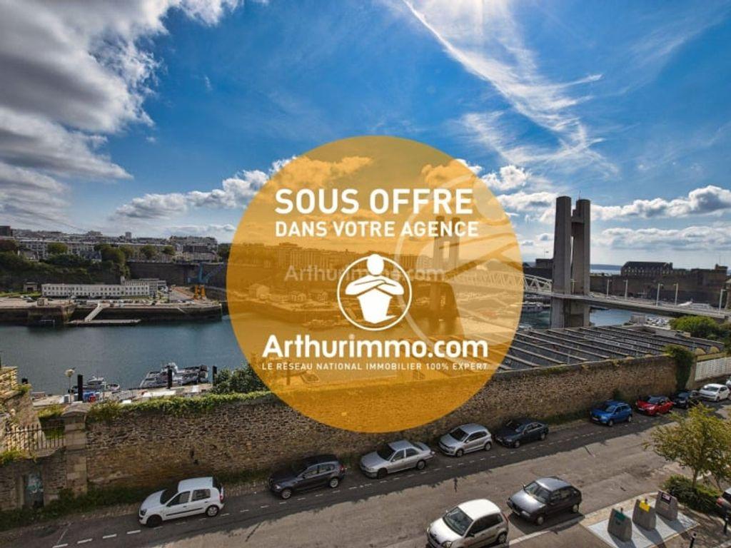 Achat studio 20m² - Brest