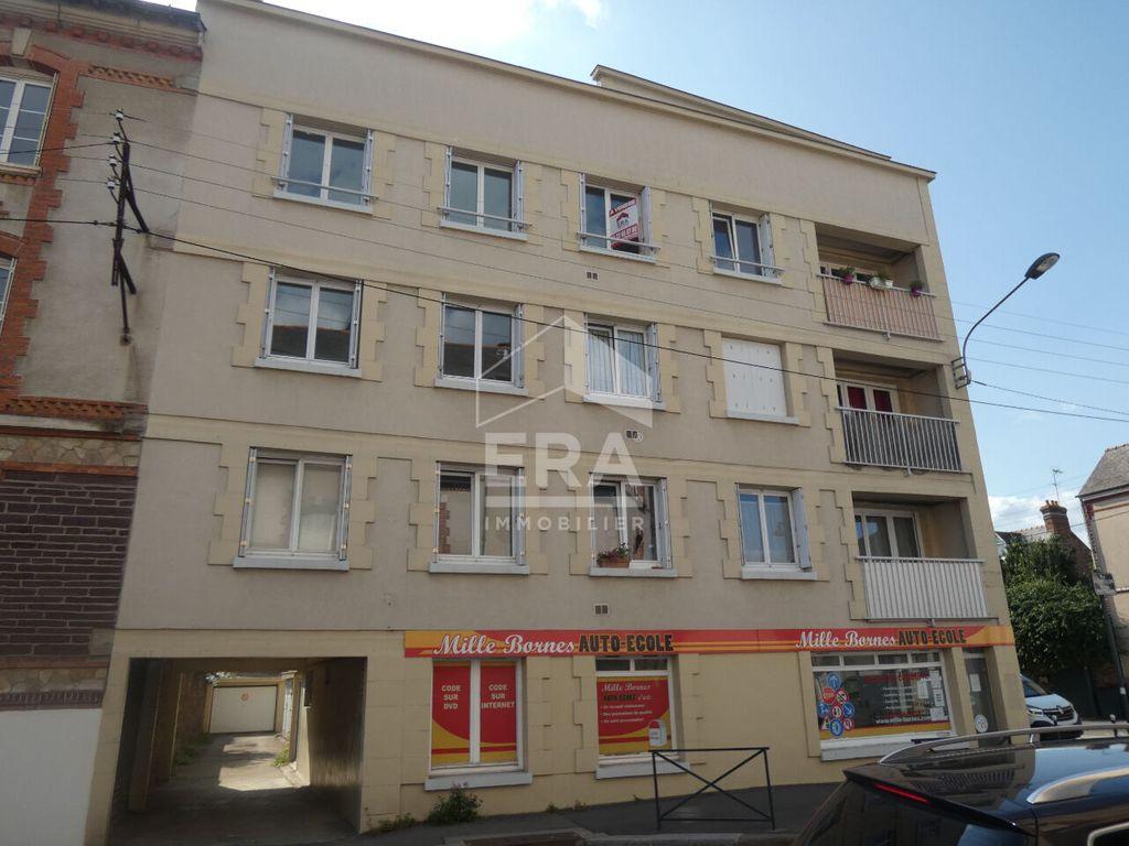 Achat appartement 3pièces 60m² - Rennes