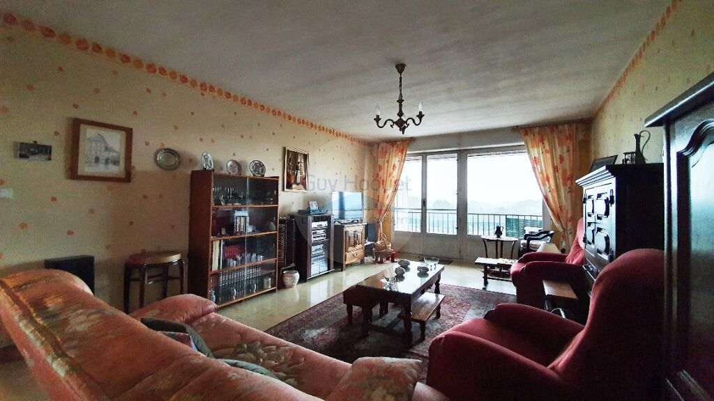 Achat appartement 5pièces 107m² - Charleville-Mézières