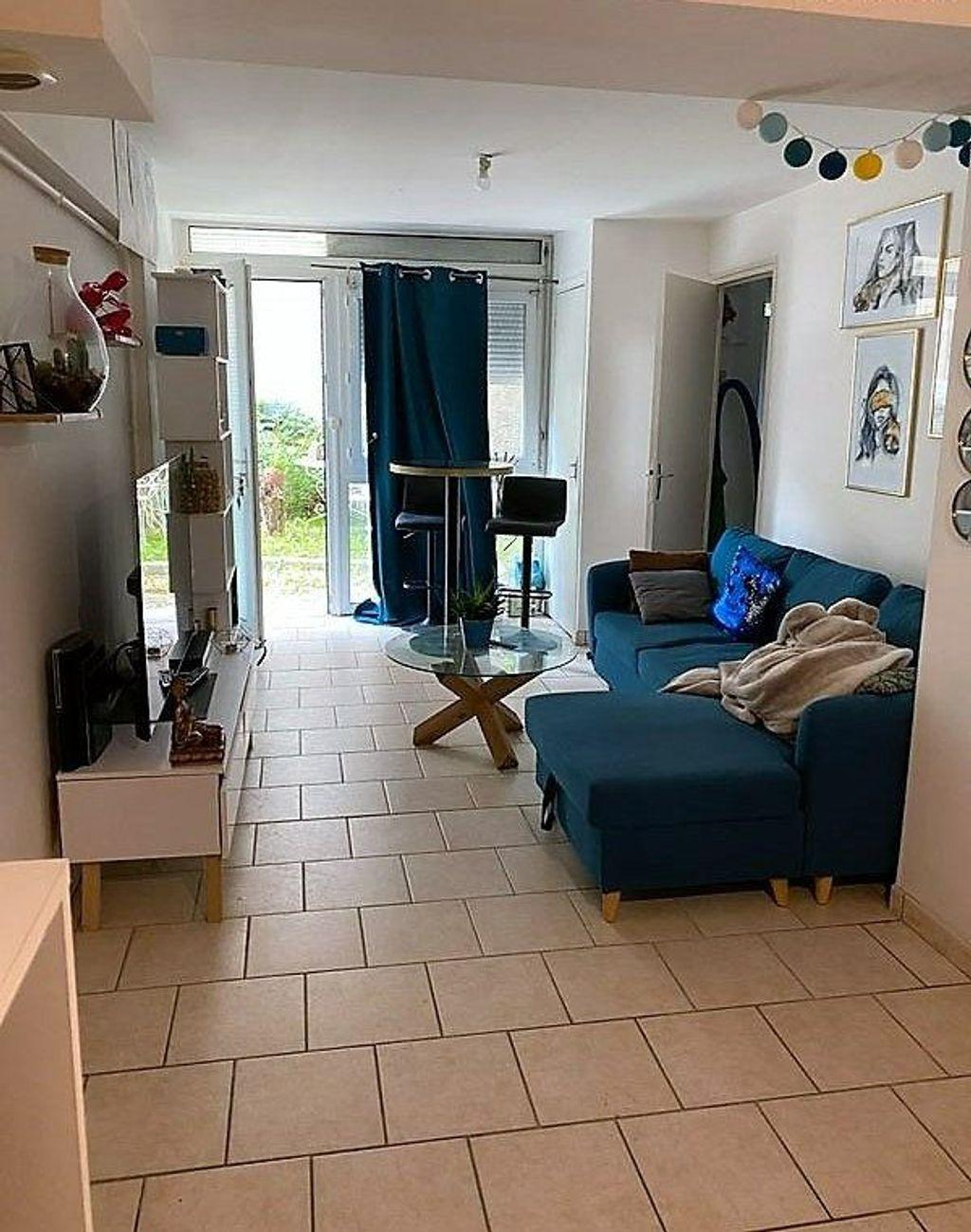 Achat appartement 2pièces 39m² - Reims