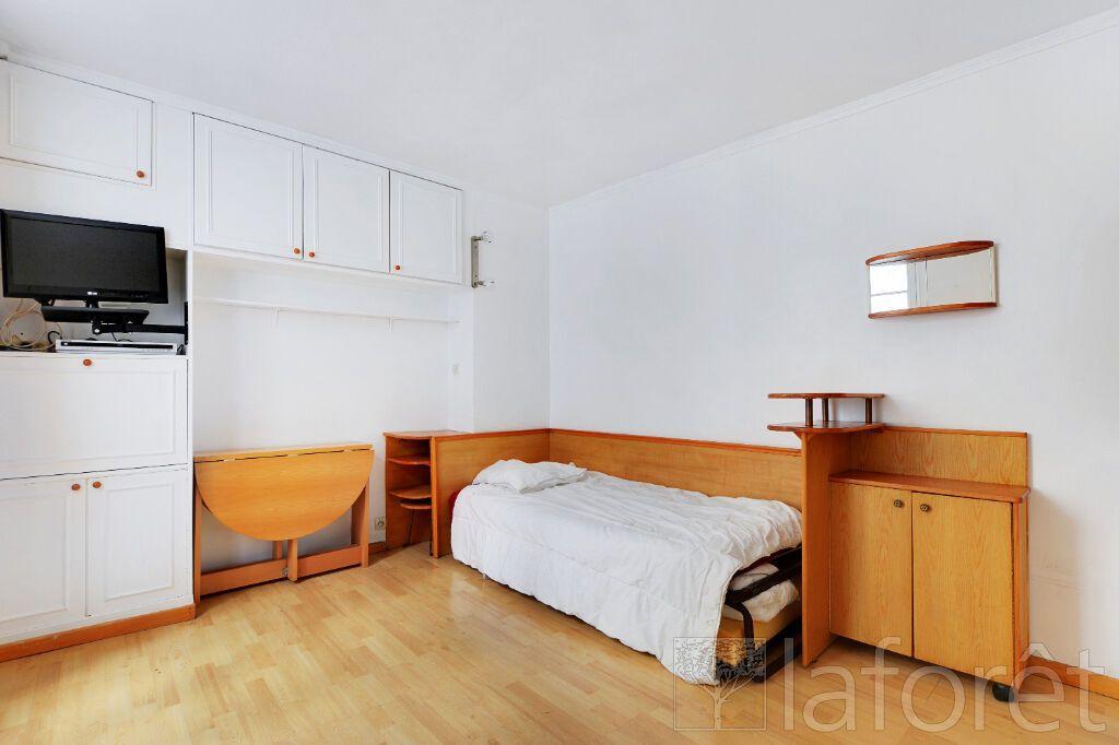 Achat studio 18m² - Paris 6ème arrondissement