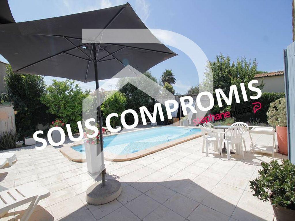 Achat maison 3 chambre(s) - Aigues-Mortes