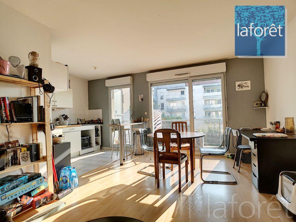 Achat appartement 3pièces 61m² - Rennes