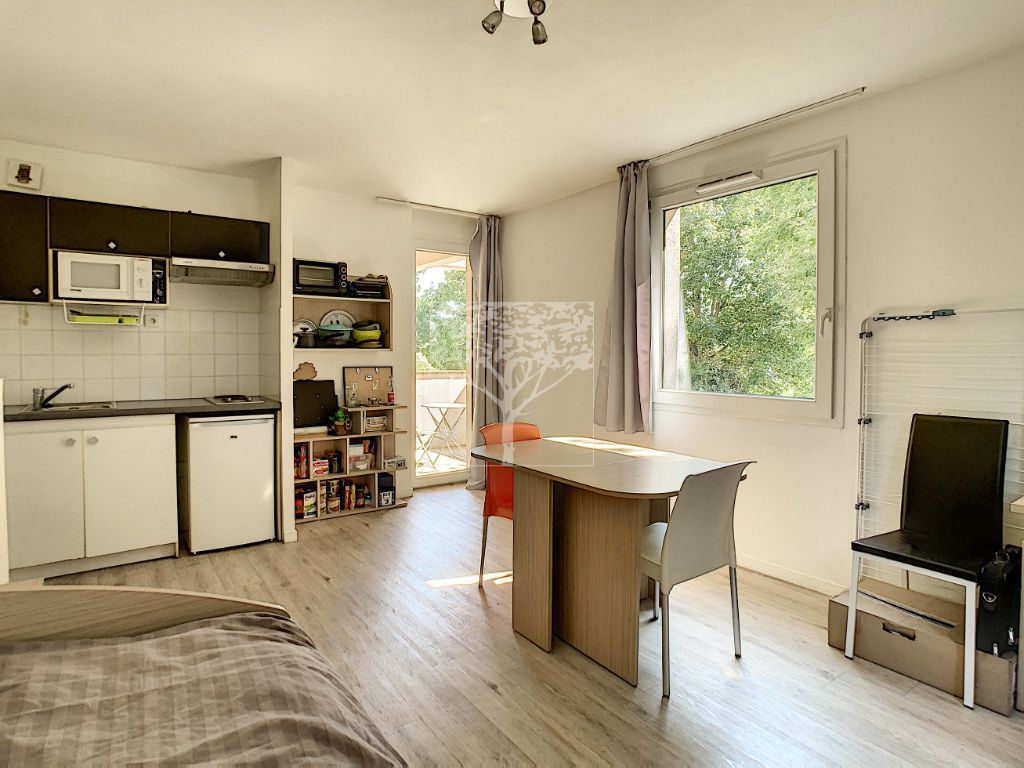 Achat studio 26m² - Saint-Jean