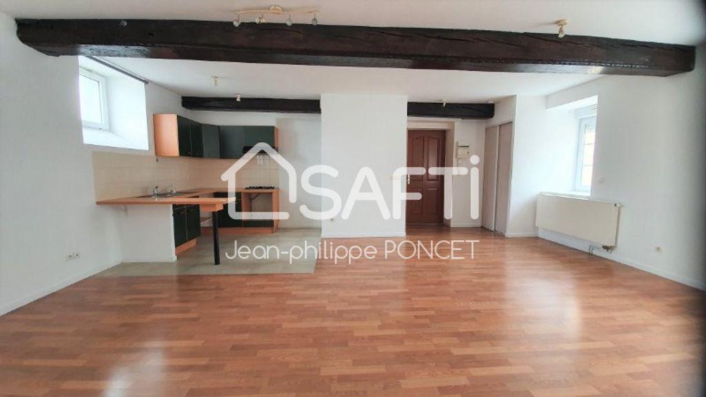 Achat appartement 4pièces 100m² - Saint-Quentin