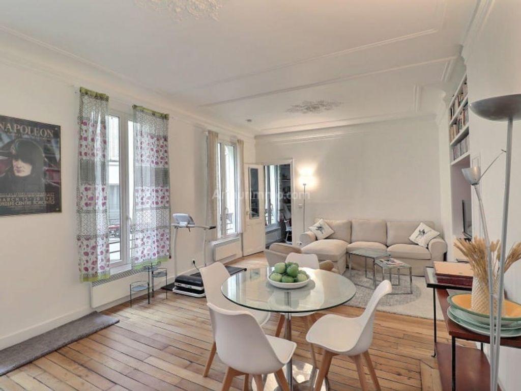 Achat appartement 3pièces 48m² - Paris 4ème arrondissement