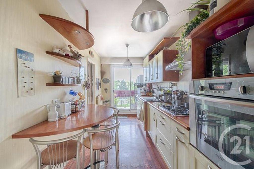 Achat appartement 5pièces 94m² - Rennes