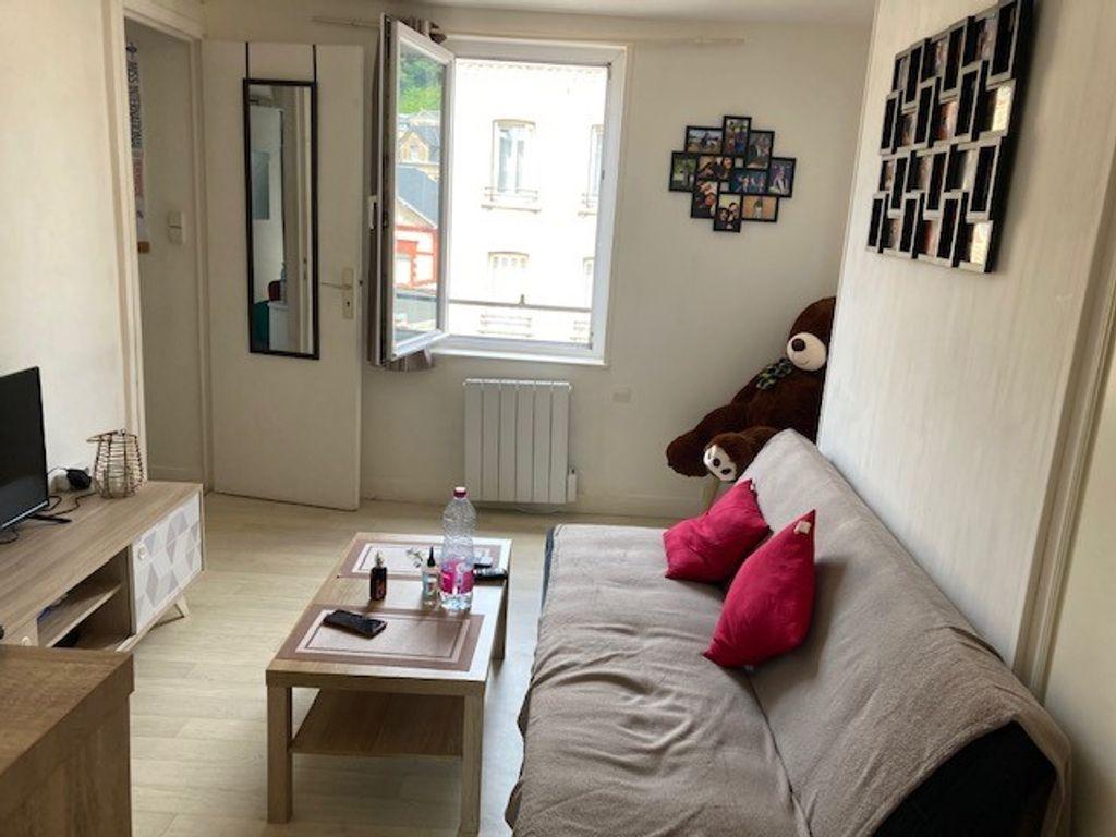 Achat appartement 2pièces 28m² - Le Havre