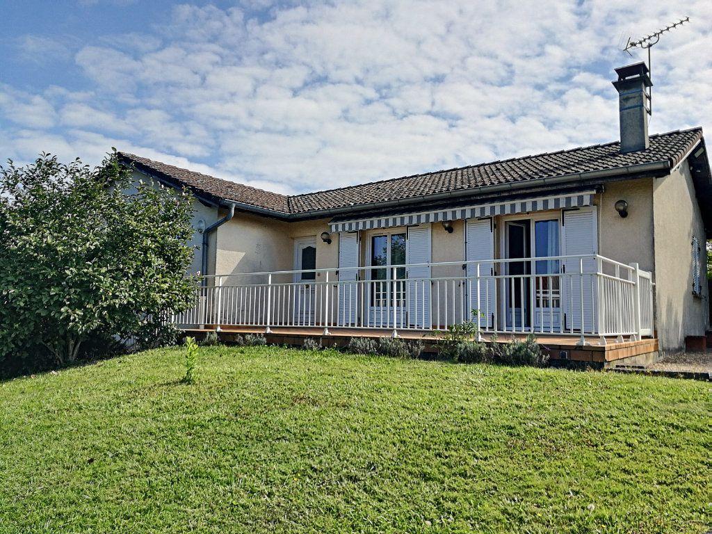 Achat maison 3chambres 140m² - Montagnat