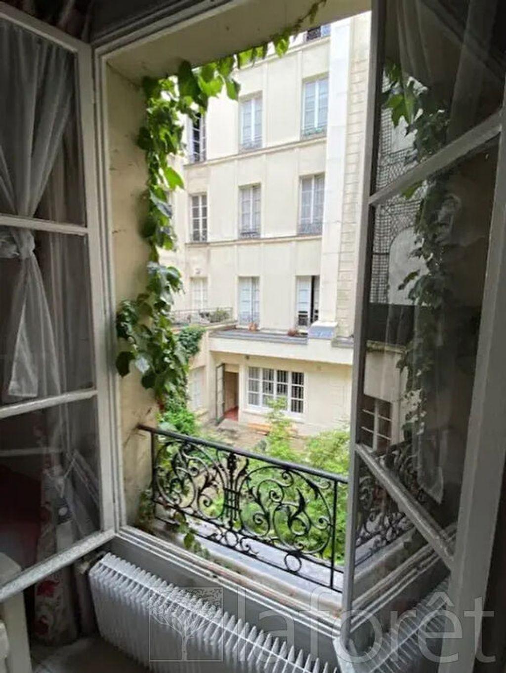 Achat appartement 2pièces 31m² - Paris 7ème arrondissement