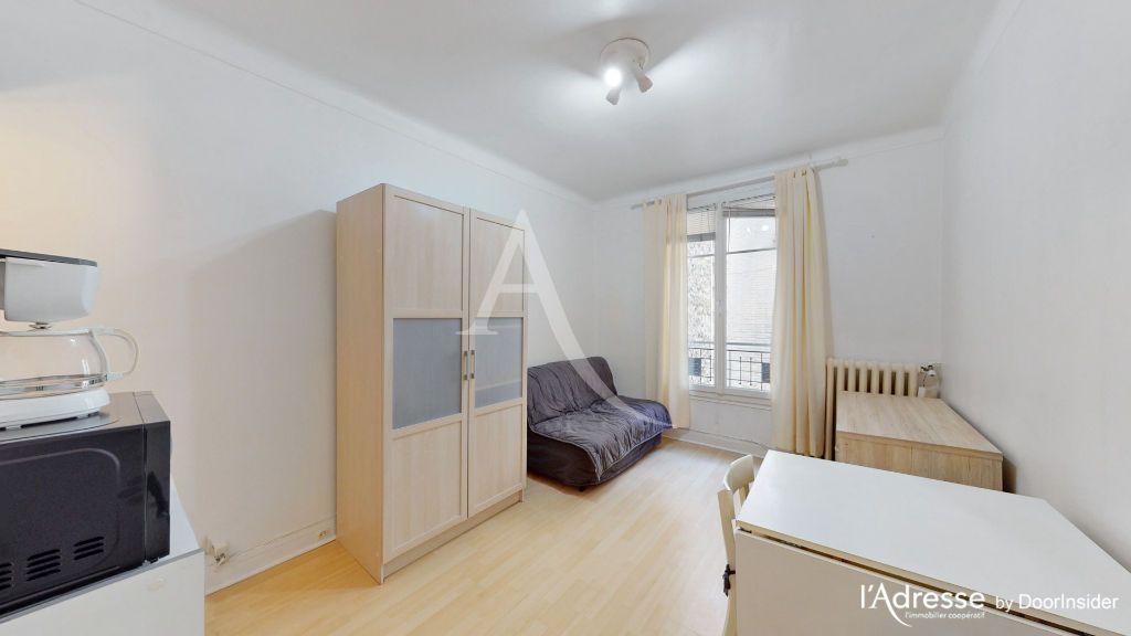 Achat studio 16m² - Paris 15ème arrondissement
