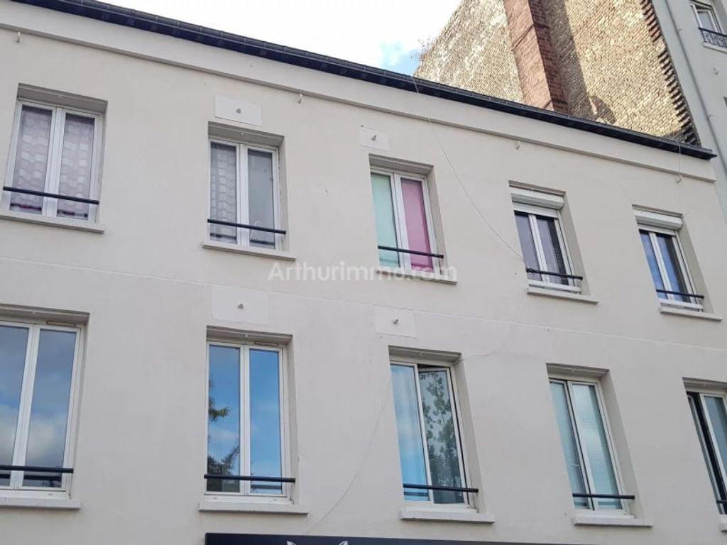 Achat studio 25m² - Le Havre