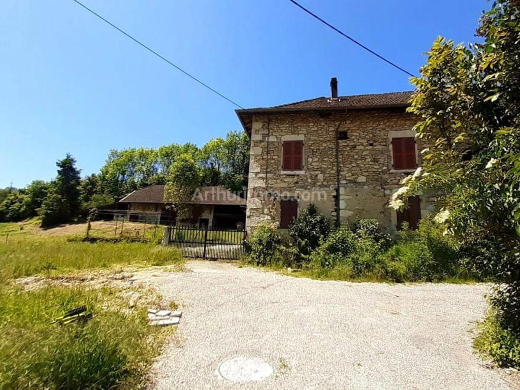 Achat maison 2chambres 103m² - Parves-et-Nattages