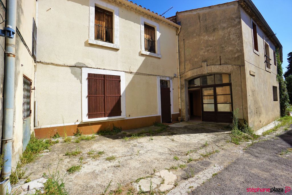 Achat maison 4chambres 120m² - Montpellier