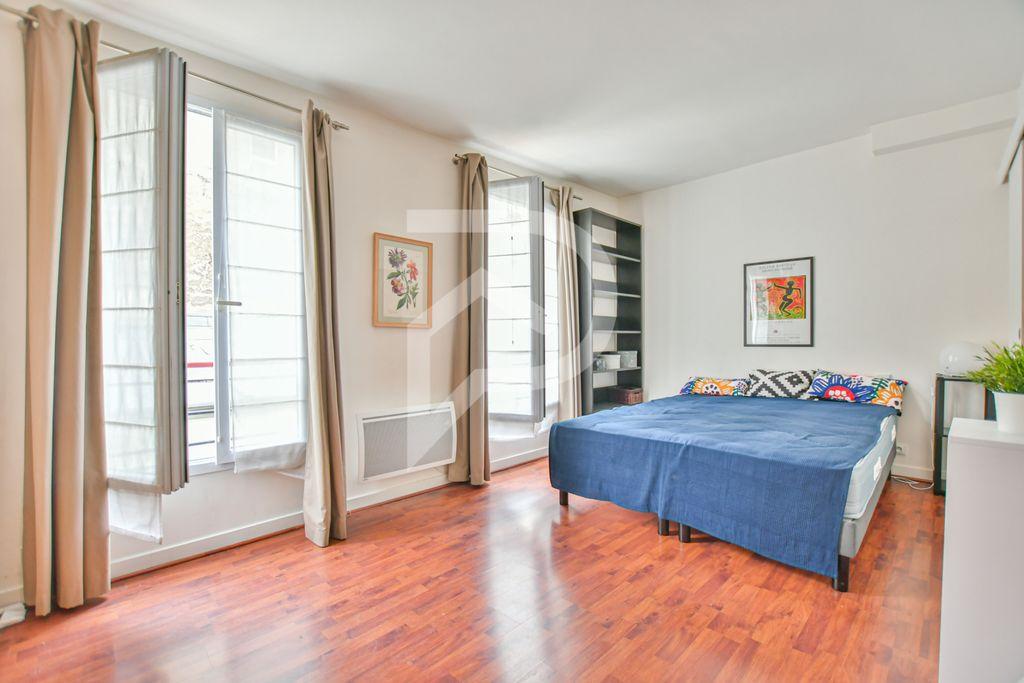 Achat studio 24m² - Paris 7ème arrondissement