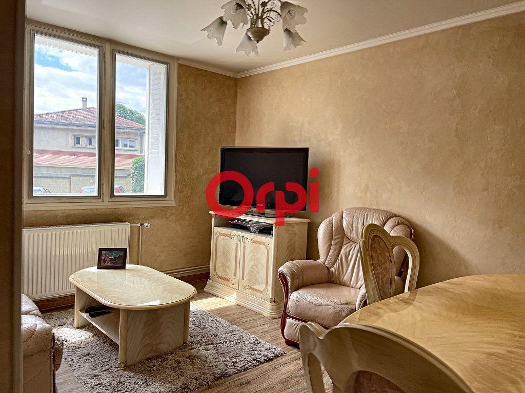 Achat appartement 3pièces 53m² - Montluçon