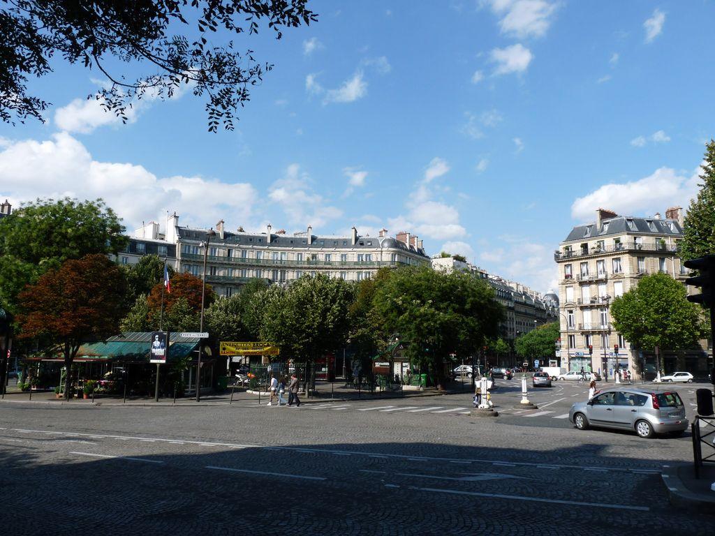 Achat studio 25m² - Paris 8ème arrondissement