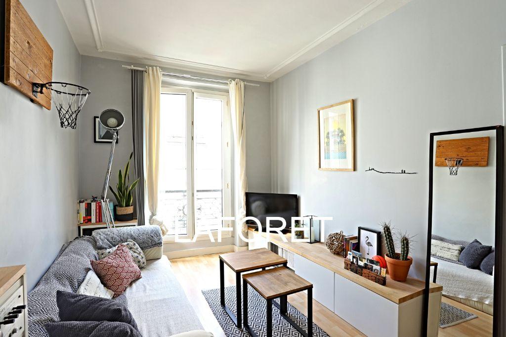 Achat appartement 2pièces 30m² - Paris 4ème arrondissement