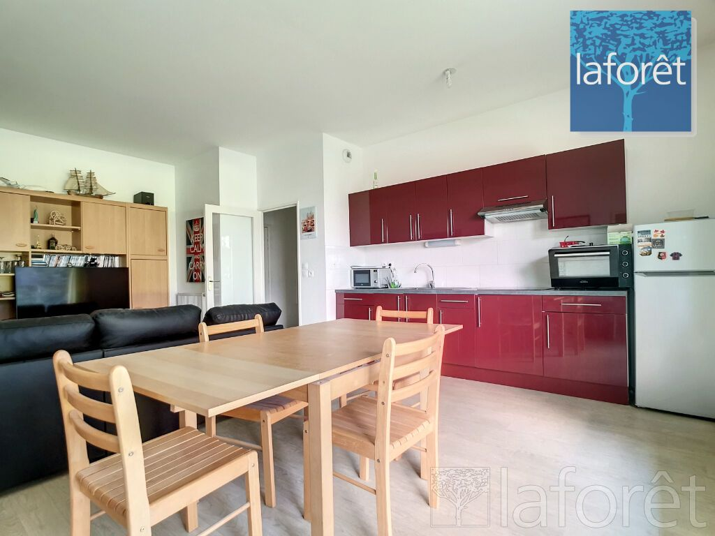 Achat appartement 2pièces 48m² - Rennes