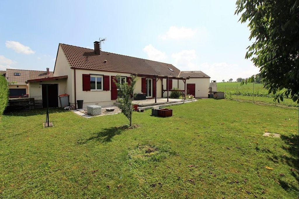 Achat maison 4chambres 117m² - Reims