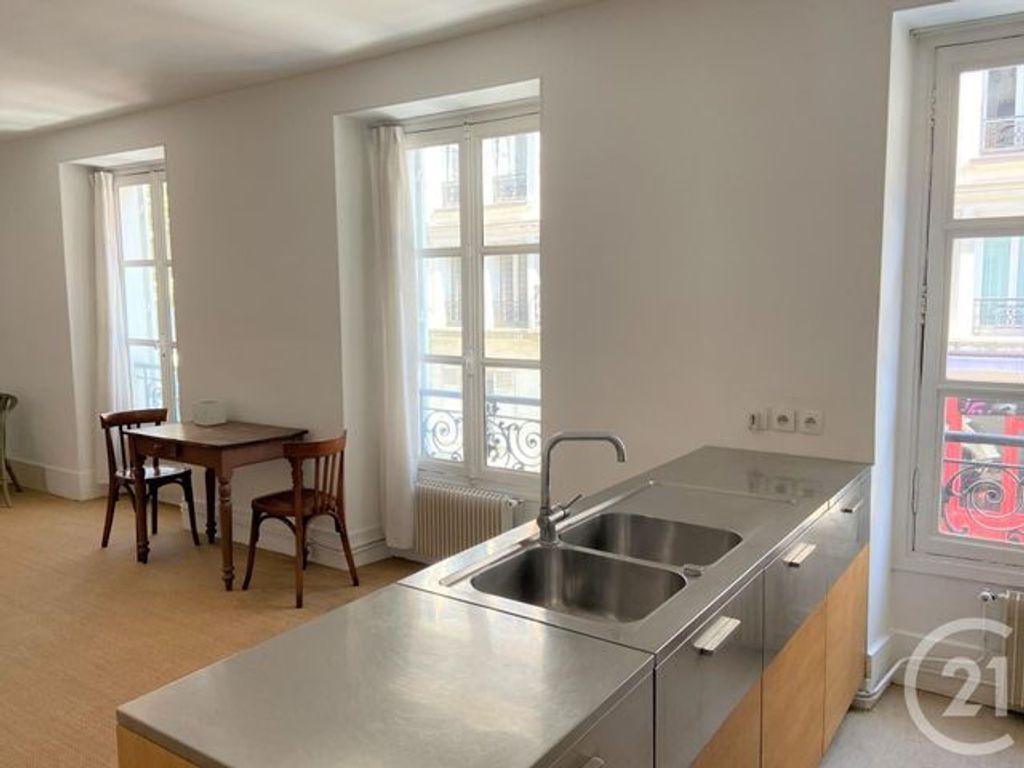 Achat appartement 2pièces 49m² - Paris 4ème arrondissement