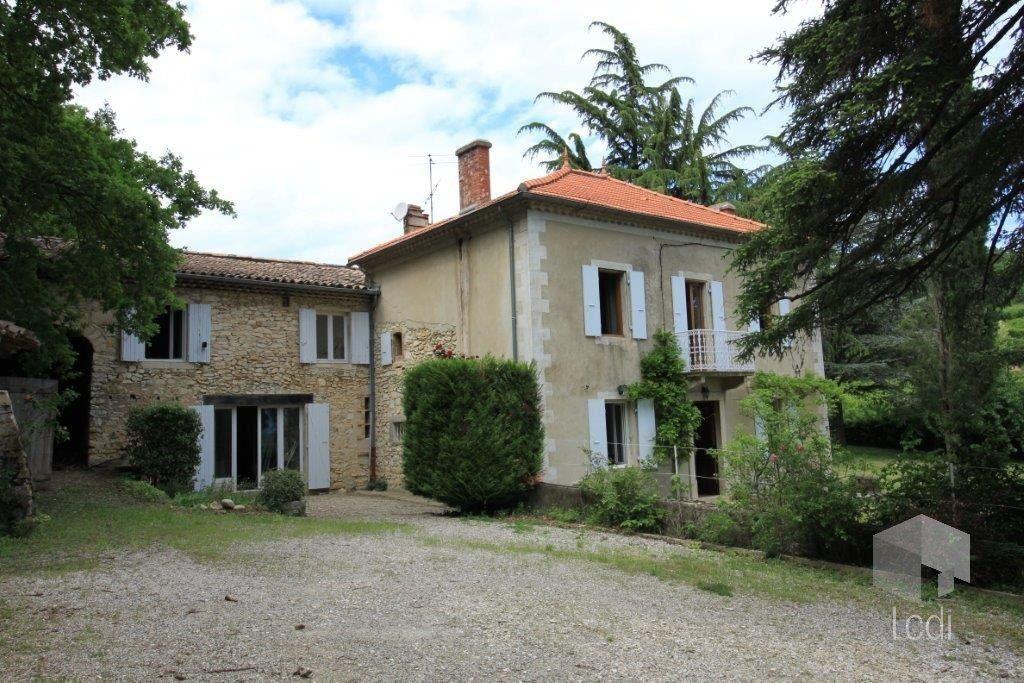 Achat maison 4chambres 196m² - Saint-Marcel-lès-Sauzet