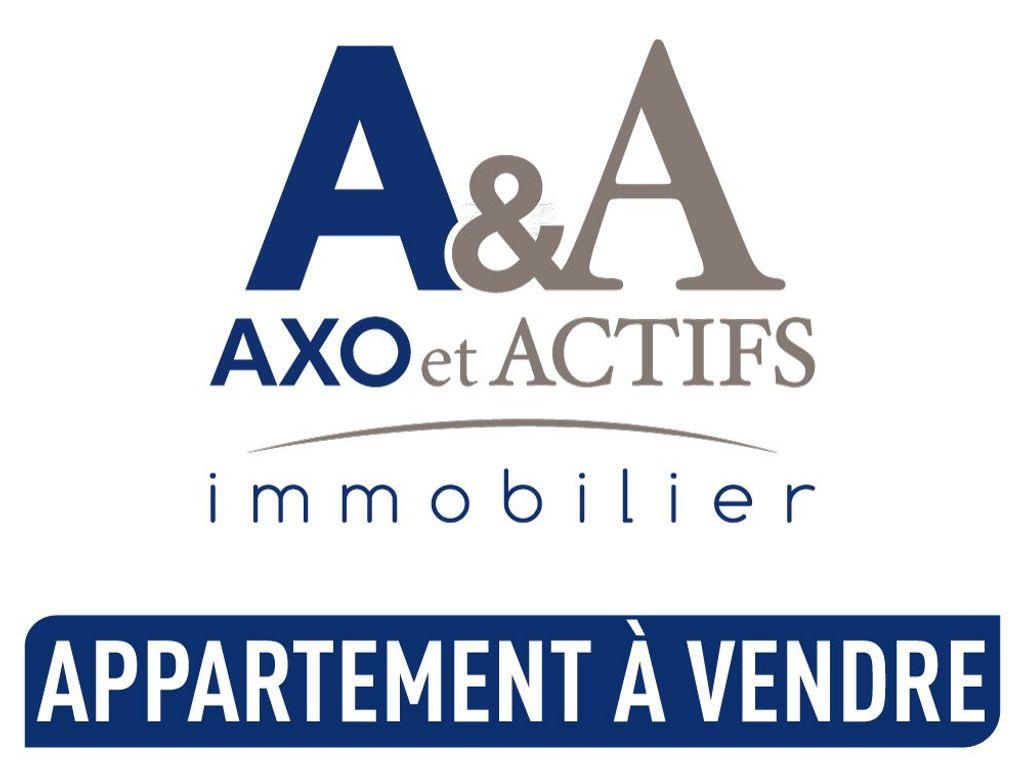 Achat appartement 2pièces 30m² - Marseille 3ème arrondissement