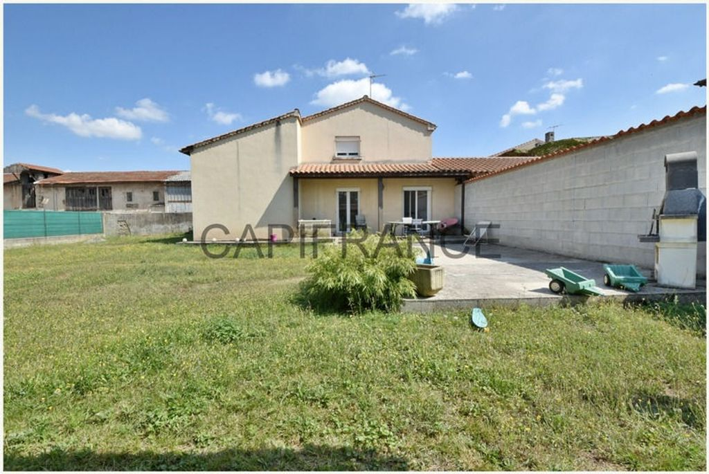 Achat maison 3chambres 130m² - Anneyron