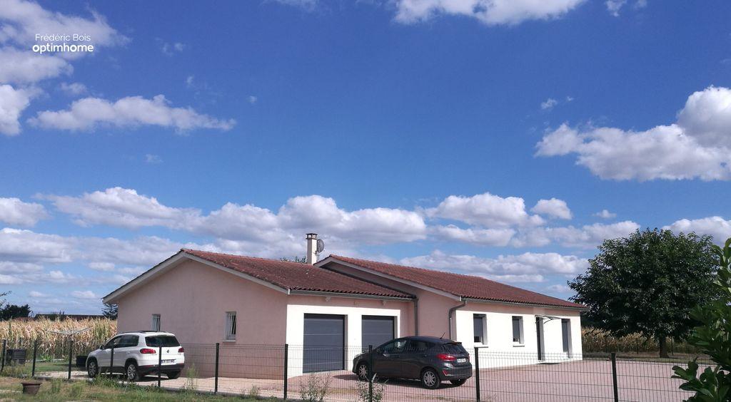 Achat maison 3chambres 135m² - Chevroux