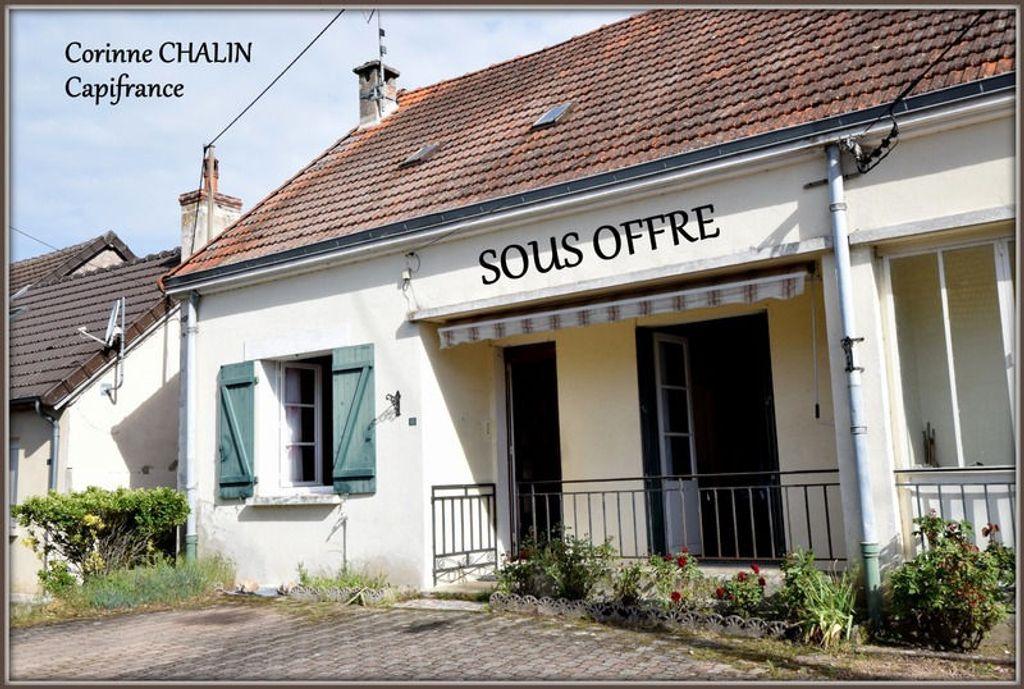 Achat maison 3chambres 90m² - Montcombroux-les-Mines