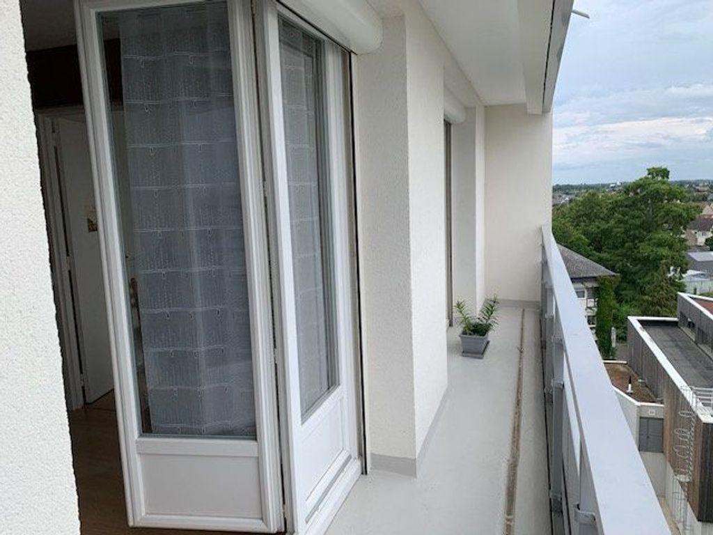 Achat appartement 4pièces 70m² - Orléans