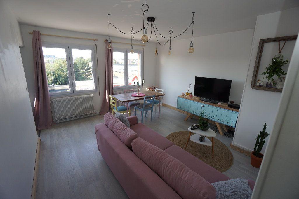 Achat appartement 3pièces 50m² - Amiens