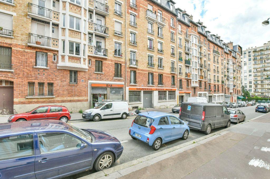 Achat appartement 2pièces 26m² - Paris 12ème arrondissement