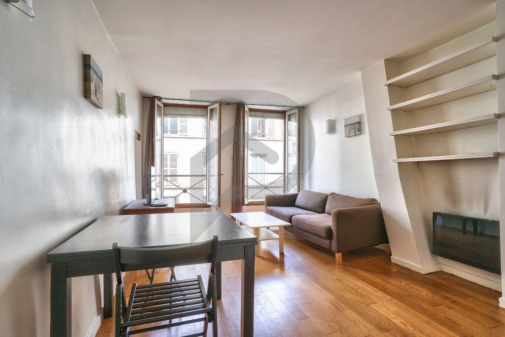 Achat appartement 2pièces 35m² - Paris 9ème arrondissement