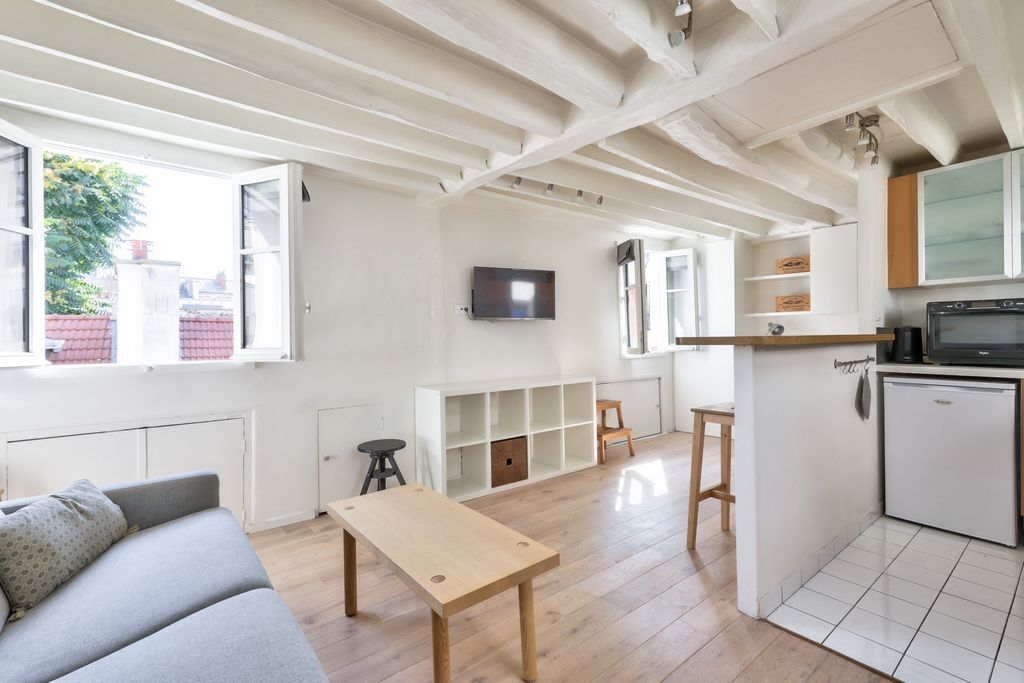 Achat studio 24m² - Paris 5ème arrondissement