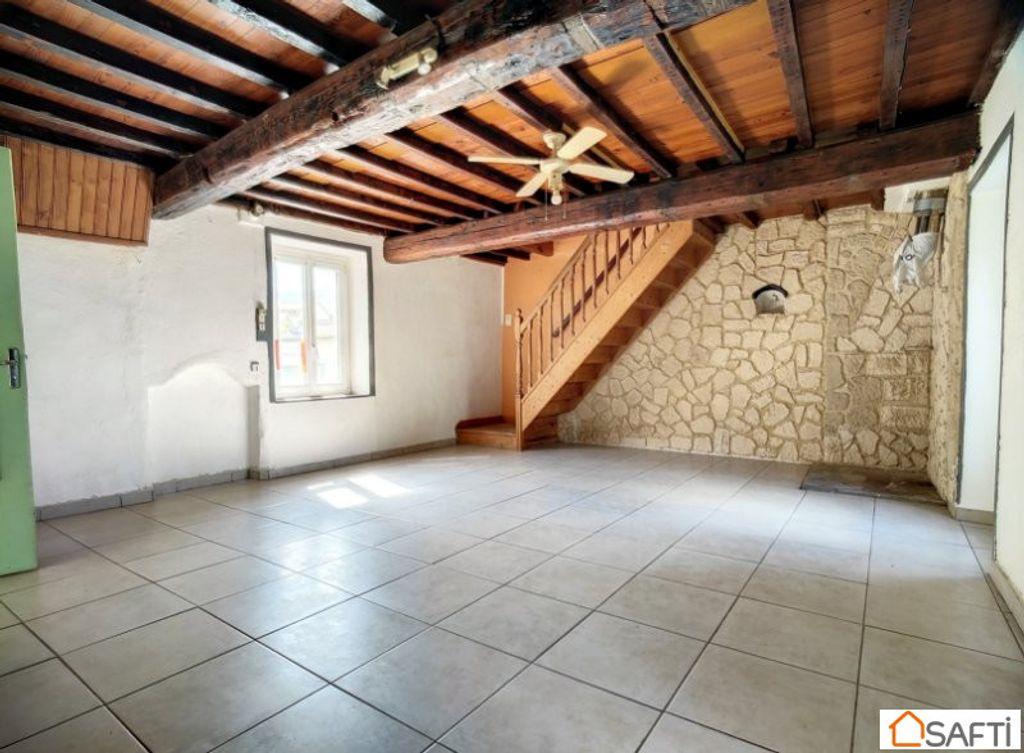Achat maison 1chambre 60m² - Châteaudouble