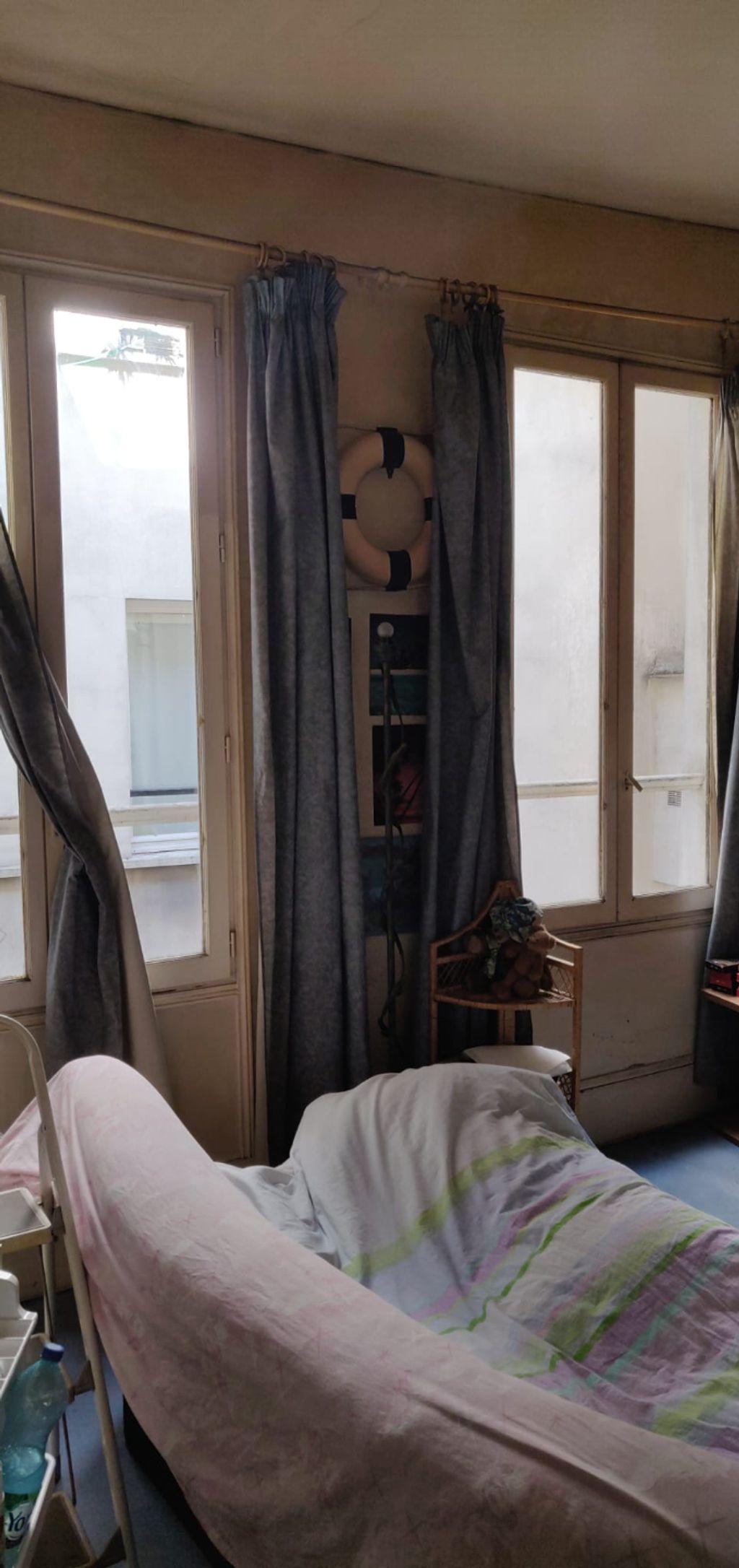 Achat studio 21m² - Paris 2ème arrondissement