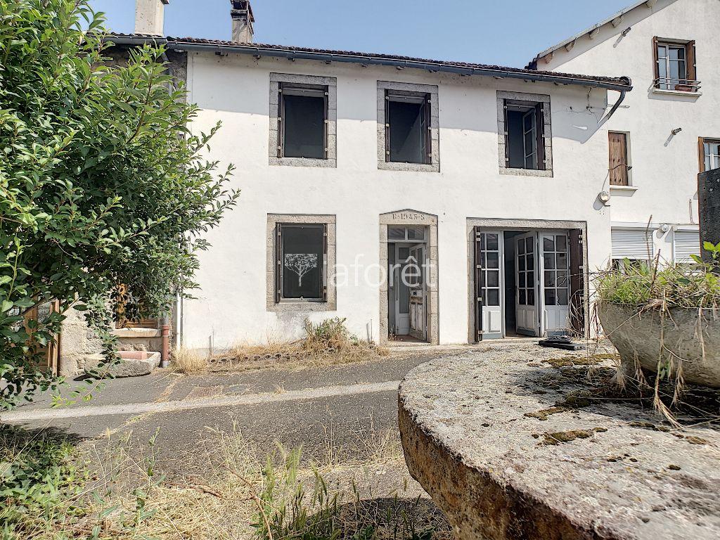 Achat maison 3chambres 82m² - Saint-Léger-du-Malzieu