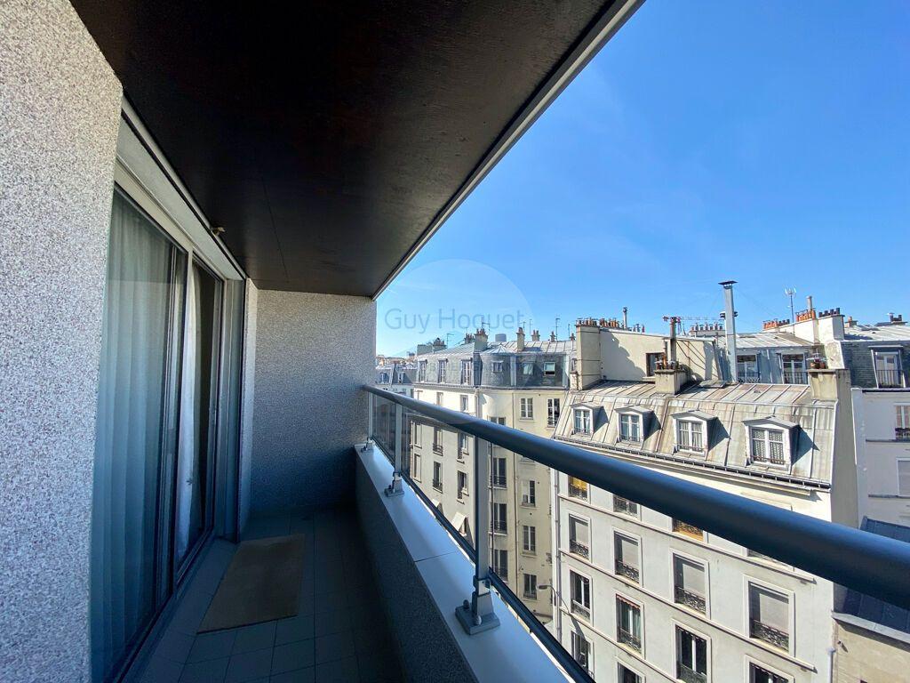 Achat studio 32m² - Paris 5ème arrondissement