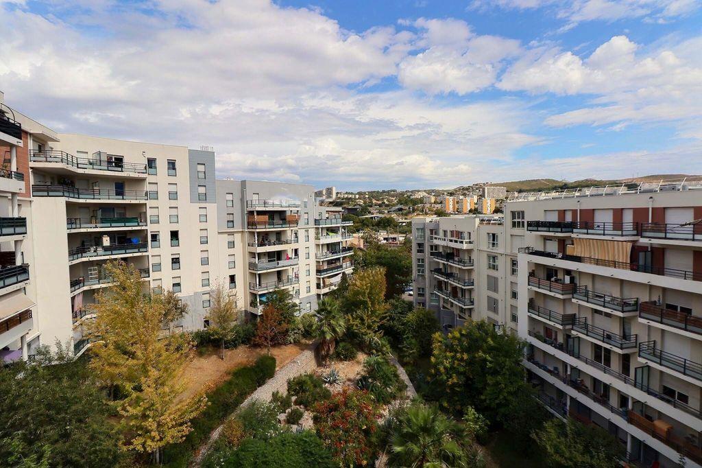 Achat appartement 2pièces 43m² - Marseille 15ème arrondissement